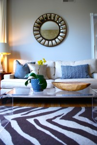 Megan Blake Design Living Room Interior
