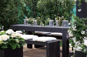 Outdoor exterior patio design dc va m